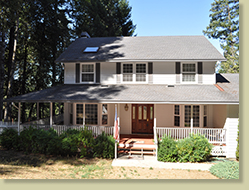Mendocino County Real Estate, Cindy Lindgren - The Landlady, Bear Canyon Road, Willits
