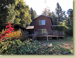 View of 28351 N. Highway 101, Willits property